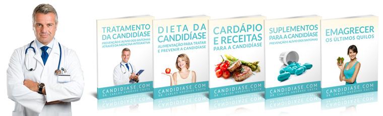 Livros para Tratamento da Candidíase